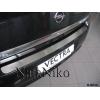 Накладка на задний бампер для Opel Vectra C (4/5D) 2002-2008 (NataNiko, B-OP13)