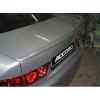 Задний спойлер на крышку багажника (сабля)  для Honda Accord 2003-2007 (AD-Tuning, AT.HA3SB)