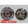 Колпаки на диски (нержавеющая сталь) для спаренных колес Mercedes Sprinter W906 2006- (Omsa-Prime, MBSPR.WL04)