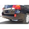 Юбка заднего бампера для Toyota Land Cruiser 200 2012- (S-Line, AT.KR.SL.LC200RS)