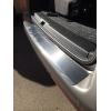 Накладка с загибом на задний бампер для Honda CR-V 2013+ (NataNiko, Z-HO11)