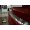 Накладка с загибом на задний бампер для Kia Cerato 2013+ (NataNiko, Z-KI07)