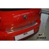 Накладка с загибом на задний бампер для Seat Ibiza IV (3D) 2008+ (NataNiko, Z-SE03)