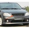 Решетка радиатора (DM) для Renault/Dacia Logan 2006+ (AD-TUNING, RDL.FRG.01)