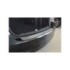 Накладка на задний бампер Chevrolet Lacetti 2004+ (NataNiko, B-CH09)