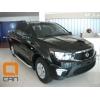 Пороги алюминиевые (Alyans) для SSANG YONG KORANDO/ACTION SPORT 2012+ (Can-Otomotive, SYKS.47.9055)