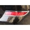 Хромированная окантовка задних противотуманных фар для BMW X5 (E70) 2010-2014 (Kindle, X5-L12)