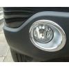 Хромированная окантовка противотуманных фар для Honda CR-V 2010-2012 (Kindle, CRV-L01)