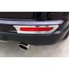 Хромированная окантовка задних противотуманных фар для Honda CR-V 2010-2012 (Kindle, CRV-L02)