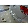 Накладка на задний бампер для Seat Altea XL/Freetrak 2006+ (NataNiko, B-SE09)