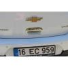 Накладка на ручку двери багажника (нерж.) 2 шт. для CHEVROLET CRUZE HB 2010+ (Omsa Prime, 1607051)