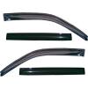 Дефлекторы окон  AUDI Q3 2011 + (EGR,  92404008B)