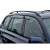 Дефлекторы окон  BMW X3 2004 + (EGR,  91410003B)