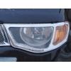 Защита фар   MITSUBISHI L200 2006  + (EGR,  226170DSSE)
