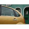 Нижние молдинги стекол (нерж., 4 шт.) для Citroen C3 (5D) HB 2002-2009 (Omsa Prime, 1502141)