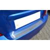 Накладка на задний бампер Chevrolet Aveo III (4D) 2011+ (NATA-NIKO, B-CH04)