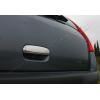 Накладка на ручку двери багажника (нерж., 1шт.) для Citroen C4 (4D) HB 2005-2010 (Omsa Prime, 1503051)