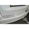 Накладка на задний бампер для Dodge Caliber 2006+ (NATA-NIKO, B-DO01)