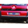 Хром накладка на кромку багажника (нерж.) для Citroen Nemo 2008+ (Omsa Prime, 2521058)