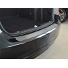 Накладка на задний бампер для Volkswagen Jetta VI 2011+ (NATA-NIKO, B-VW13)