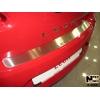 Накладка на задний бампер для Seat Leon II 2005+ (NATA-NIKO, B-SE07)