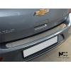 Накладка на задний бампер для Opel Meriva II 2010+ (NATA-NIKO, B-OP11)