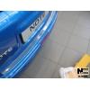 Накладка на задний бампер для Nissan Note 2005+ (NATA-NIKO, B-NI06)