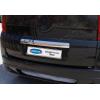 Накладка крышки багажника (над номером, ляда) для Fiat Fiorino 2007+ (Omsa Prime, 2521052)