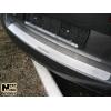 Накладка на задний бампер для Volkswagen Touran II 2010+ (NATA-NIKO, B-VW27)