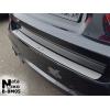 НАКЛАДКА НА ЗАДНИЙ БАМПЕР BMW X3 II (F25) 2010+ (NATA-NIKO, B-BM05)