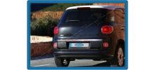 НАКЛАДКА НИЖНЕЙ КРОМКИ КРЫШКИ БАГАЖНИКА (НЕРЖ.) ДЛЯ FIAT 500L 2012+ (OMSA PRIME, 2529052)