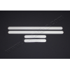 Накладки на пороги (нерж.) для FIAT Linea SD 2007-2012 (Omsa Prime, 2508091)