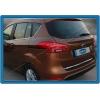 Хром накладка на кромку багажника (нерж.) для Ford B-MAX 2012+ (Omsa Prime, 2615052)