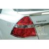 Хром накладки задних фар (к-кт. 2 шт.) для Chevrolet Aveo 2006+ (AUTOCLOVER, A685)