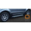 Пороги алюминиевые (Saphire V1) для GREAT WALL HAVAL 2010+ (Can-Otomotive, GRWA.47.9705)