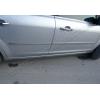 Молдинг дверной (нерж., 4-шт.) для Ford Focus II (5D) HB/SD 2005-2008 (Omsa Prime, 2602131)