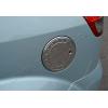 Накладка на лючок бензобака (нерж.) для Ford Fusion 2002-2012 (Omsa Prime, 2603071)