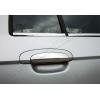 Накладки на дверные ручки (нерж., 4-шт.) для Hyundai Getz (5D) HB 2002-2011 (Omsa Prime, 3201041)