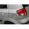 Накладка на лючок бензобака (нерж.) для Hyundai Getz (5D) HB 2002-2011 (Omsa Prime, 3201071)