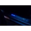 Накладки на пороги с подсветкой для Great Wall Hover M4 2012+ (Kindle, M4-P23)