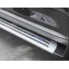 Боковые пороги для Ford Edge 2013+ (Kindle, FE-S24)