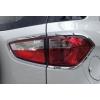 Хромированная окантовка задних фар для Ford Ecosport 2014+ (Kindle, FC-L32)