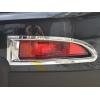 Хром накладки задних противотуманных фар для Geely GX7 2012+ (Kindle, GX7-L24)