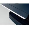 Накладка на нижнюю кромку крышки багажника (нерж.)  для KIA PICANTO 2011+ (Omsa Prime, 4019052)