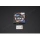 Окантовка на спидометр (нерж.) для Kia Rio HB 2011+ (Omsa Prime, 4018215)
