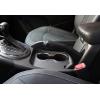 Окантовка на подстаканник (нерж.) для Kia Sportage III 2010-2015 (Omsa Prime, 4016021)
