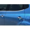 Накладки на дверные ручки (нерж.) для Kia Venga 2010+ (Omsa Prime, 4015041)