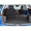 Накладки на порог багажника (нерж., 2 шт.) для Mazda CX5 2013+ (Omsa Prime, 4621099)