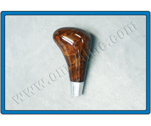 Рукоятка (ручка КПП, дерево) для Mercedes-Benz ML-Class (W163) 1998-2005 (Omsa Prime, 4705001)