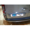 Накладка крышки багажника (над номером, нерж.) для Mercedes-Benz Citan 2013+ (Omsa Prime, 4726052)